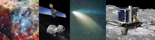Comètes & MIS